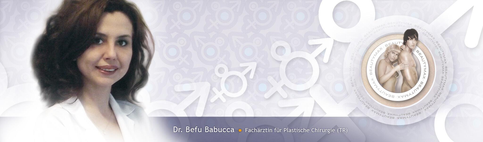 Dr. med. Befu Babucca - Fachärztin für Plastische Chirurgie