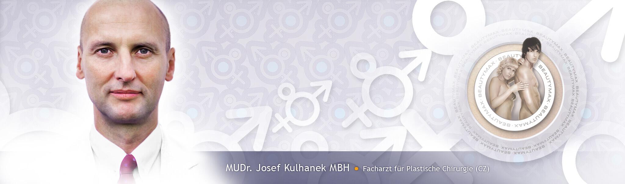 MUDr. Josef Kulhanek MBA - Facharzt für Plastische Chirurgie (CZ)