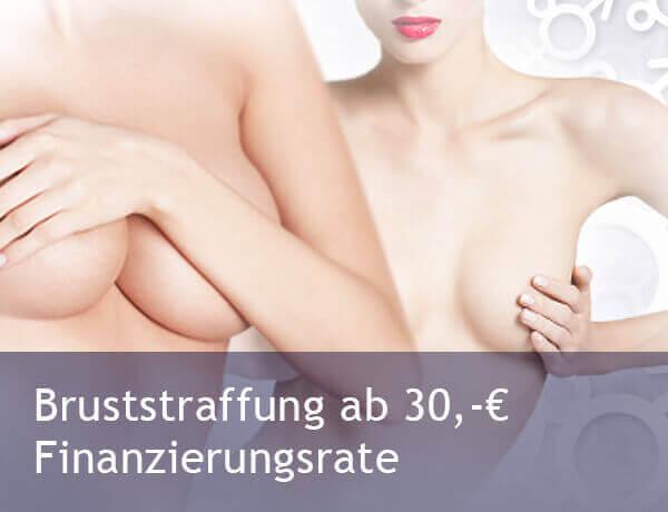 Bruststraffung und Brustverkleinerung zu günstigen Konditionen in Tschechien