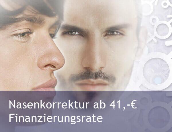 Nasen OP / Nasenkorrektur günstig in Tschechien