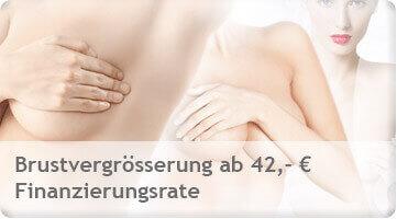 Brustvergrößerung günstig in Tschechien