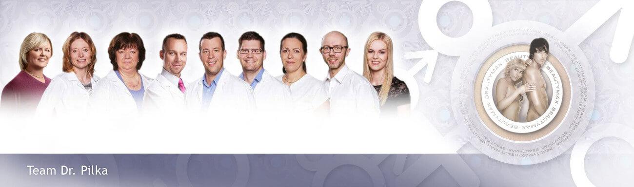 Team Dr. Pilka