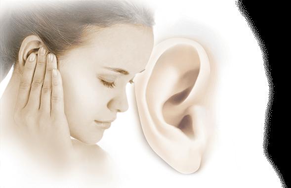 Ohren anlegen